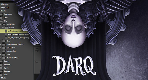 Deep Dive into the Sound Design and Music of DARQ