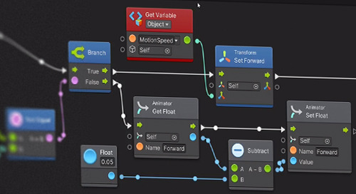 Visual Scripting for Programmers – Prototyping & Team Tools