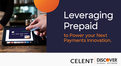 Leveraging Prepaid to Power your Next Payments Innovation