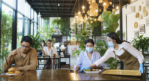 Restaurants Chart a New Course for Customers