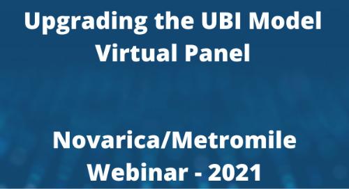 Upgrading the UBI Model Virtual Panel
