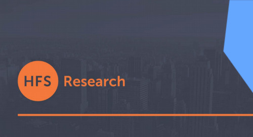 HFS Research Report: Insurance Hyperconnectivity Creates New Opportunities