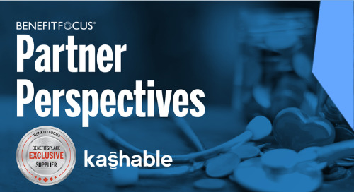 Benefitfocus Partner Perspectives: Kashable on Financial Wellness