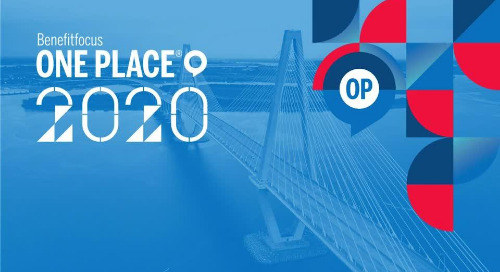 One Place 2020 Keynote