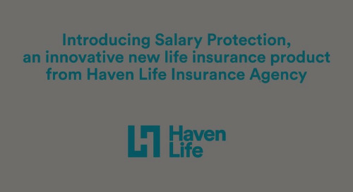 Get to Know Salary Protection provided by Haven Life