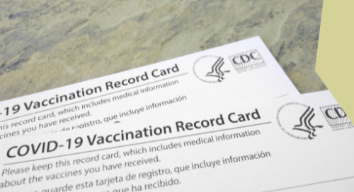 COVID-19 Vaccine Tracking Strategies: What Are Your Options?
