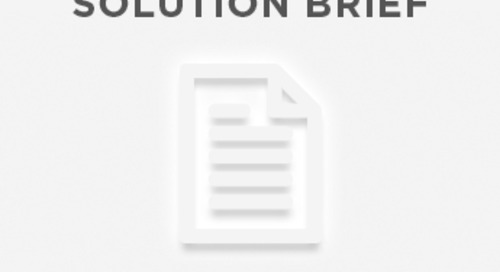 Application Protection for Web Solution Brief