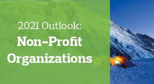 2021 Outlook: Themes for Non-Profit Organizations