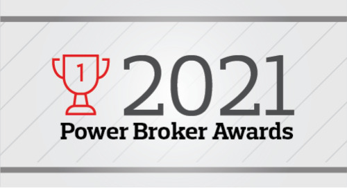 Announcing our 2021 Power Broker Winners and Finalists