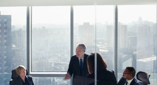 Créer une culture de gestion des risques plus sophistiquée