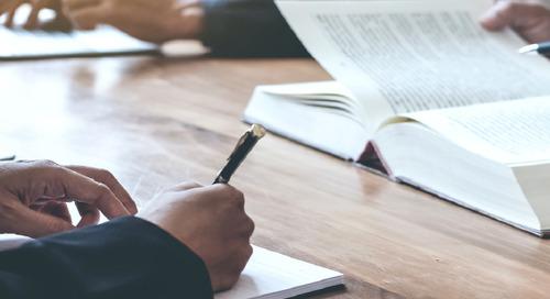 Gestion des litiges: quatrefaçons d'améliorer votre approche