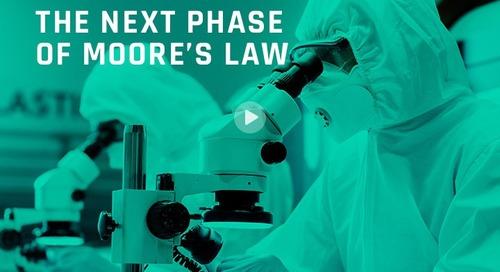 Small sats, custom microelectronics, and the end of Moore's Law