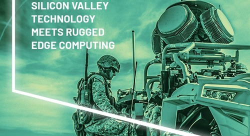 Silicon Valley Technology Meets Rugged Edge Computing