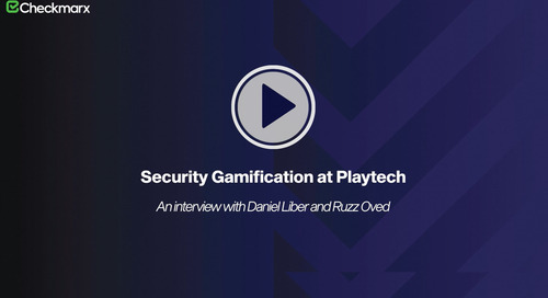 Security Gamification at Playtech