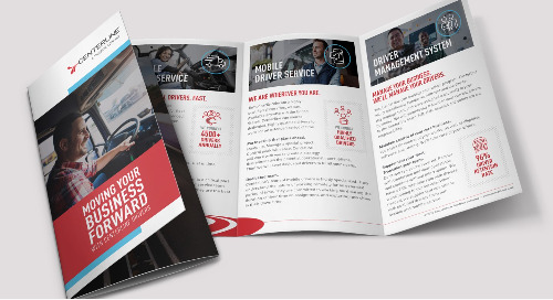 Centerline Driver Services [Brochure]