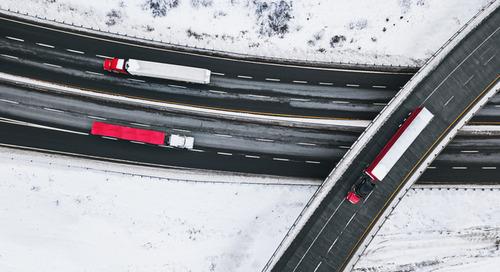 Centerline Drivers Identifies Top Winter Weather Truck Driving Tips
