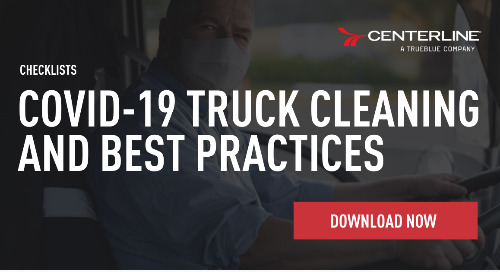 COVID-19 Truck Cleaning and Best Practices Checklist