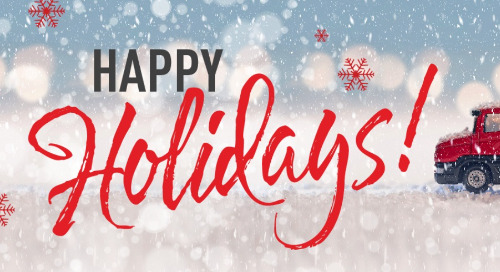 Happy Holidays from the Centerline Team!