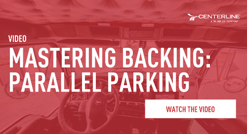 Mastering Backing: Parallel Parking