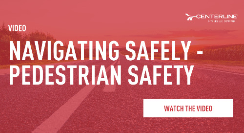 Navigating Safely - Pedestrian Safety