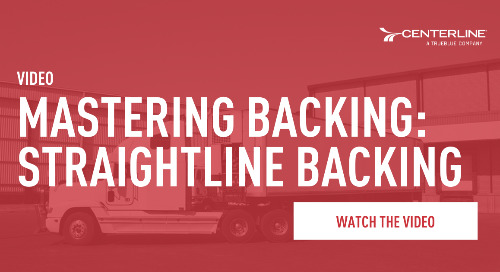 Mastering Backing: Straightline Backing