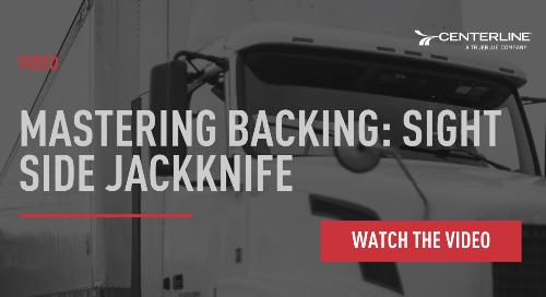 Mastering Backing: Sight Side Jackknife