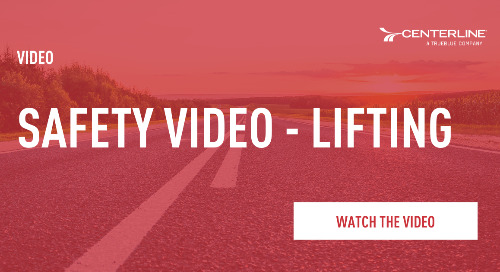 Safety Video - Lifting