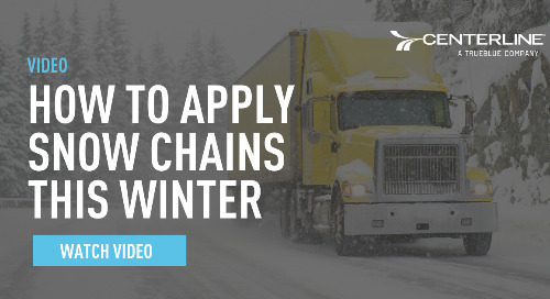 How to Apply Snowchains Video