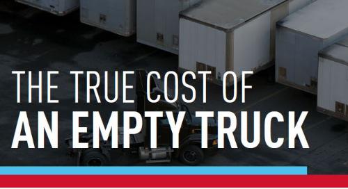 Cost of an Empty Truck Info Sheet