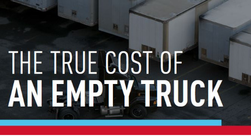 What is the cost of an empty truck? [Info Sheet]