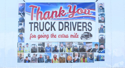Centerline Drivers and Coastal Pacific Host Post-Holiday Holiday Event for Drivers