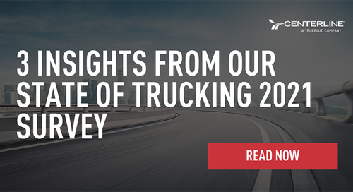 3 insights from our State of Trucking 2021 survey