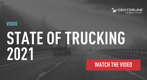 State of Trucking 2021: The impact of COVID-19 on businesses [Video]