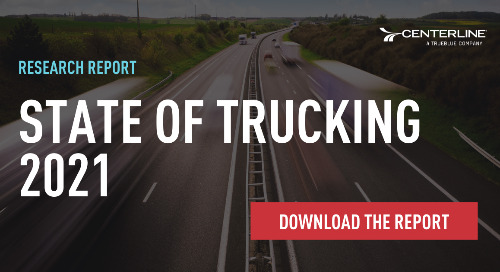 The State of Trucking 2021: A Centerline research study