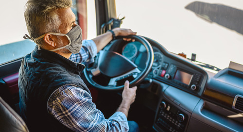 Guidelines for vaccinated drivers