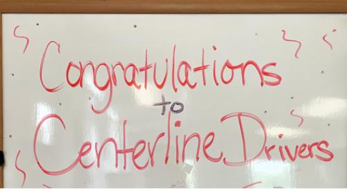 Centerline Northeast celebrates 152 accident-free days