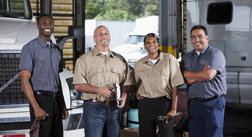 Diversity in trucking: Are you in line with recent industry trends?