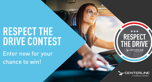 Respect the Drive contest: Enter now for your chance to win!