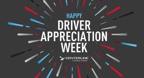 Thank You Drivers
