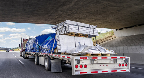 Tips for flatbed truck drivers to maximize safety and efficiency