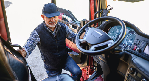 Having trouble recruiting truck drivers? A bit of creativity may help
