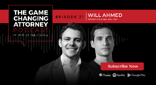 Episode 21 — Will Ahmed — Unlocking Human Performance