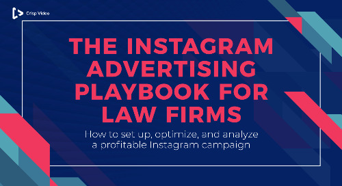 The Instagram Advertising Playbook for Law Firms