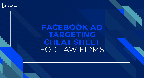 Facebook Ad Targeting Guide for Law Firms