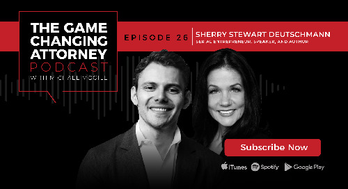Episode 26 — Sherry Stewart Deutschmann — Maximizing Profits by Investing in Your People