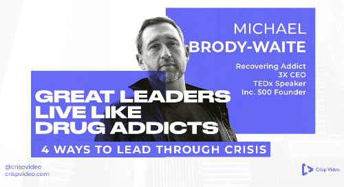 Great Leaders Live Like Drug Addicts with Michael Brody-Waite