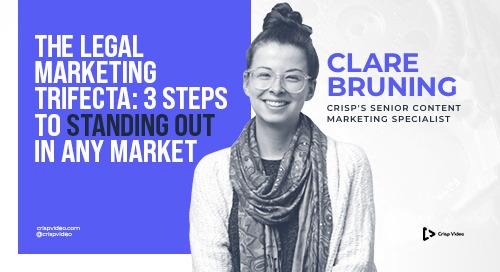 The Legal Marketing Trifecta