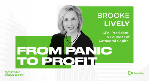 From Panic to Profit with Brooke Lively