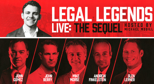 Legal Legends Live: The Sequel