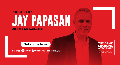 Episode 40 — Jay Papasan — The ONE Thing